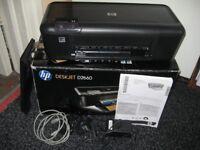 HP Deskjet D2660 Printer FOR ONLY £10.00