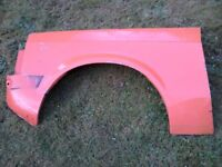 ford escort rs 2000 wing
