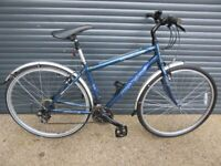 APOLLO XC.S. LIGHTWEIGHT ALUMINIUM HYBRID BIKE IN EXCELLENT USED CONDITION...