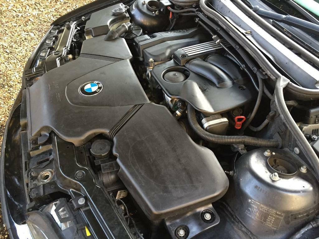 Bmw e46 m43 engine removal   BMW M43  2019-01-23