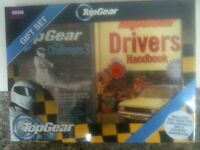 Top Gear Gift Set-DVD & Book- NEW SEALED