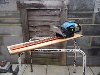 petrol hedge trimmer cutting length 600mm