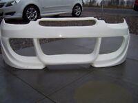 vauxhall corsa b combat front bumper