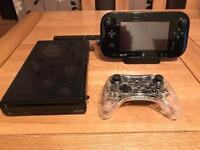 Nintendo Wii U With Pro Controller And Zelda Game