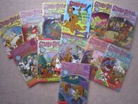 SCOOBY DOO - 14 BOOKS (and other book bundles to suit age 6-14)