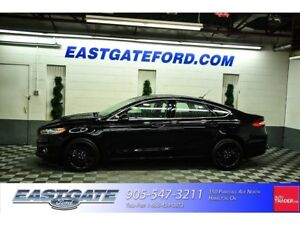 2016 Ford Fusion SE with Leather and Moonroof