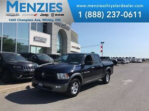 2012 Ram 1500 SLT 4x4 Crew Cab Outdoorsman, Clean Carproof
