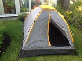 Brand new dome tent