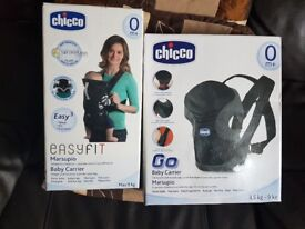Chicco carriers new
