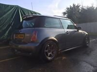 2003 MINI Cooper S R53 - Modified