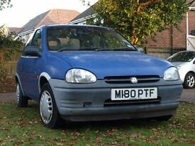 1995 Corsa, only 38976 miles!