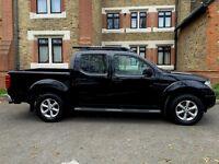 Nissan Navara 2.5 dCi Aventura Double Cab Pickup 4dr Satnav, Bluetooth,Heated Seats