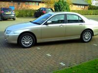 """Rover 75 16"""" Fork Spoked Alloy Wheels"""