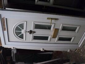 upvc front door 905mm x 2025mm coventry £100