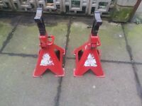 6 Ton Jack Stands