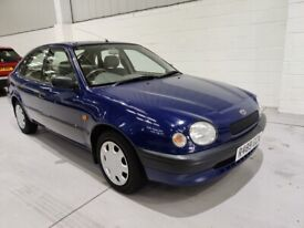 image for Toyota COROLLA 1.3 manual 5 door new mot excellent condition