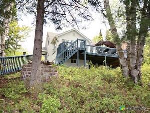 238 500$ - Maison 2 étages à vendre à Lac-Saguay