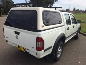 2006 Holden Rodeo - Auto - Excellent Condition - Dual Cab Ute Lidcombe Auburn Area Preview
