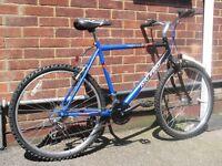 "Gents, 26"" Mountain Bike, Raleigh Resonator"