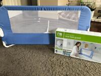 Blue Mothercare Bed Guard