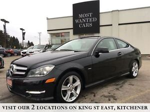 2012 Mercedes-Benz C-Class C250 | 1.8L | BEIGE LEATHER | NO ACCI
