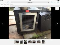 Large dog kennel/ dog cage suitable car van ,grooming parlour or kennels ,good used condition