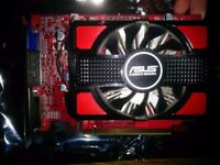 ASUS R7 250 1GB GGDR5 GRAPHICS CARD