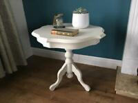 Beautiful Shabby Chic Side Table