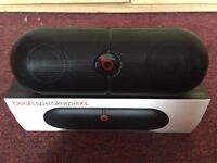 brand new unwanted gift Bluetooth wireless black beats xl colour black with box