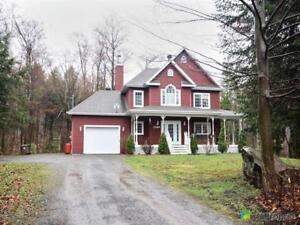 350 000$ - Maison 2 étages à vendre à Ste-Anne-Des-Lacs