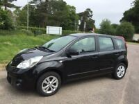 NISSAN NOTE 1.4 2009 LONG MOT GOOD CLEAN CONDITION HIGH SPEC LOW MILES