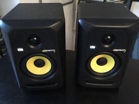 Pair KRK Rokit RP5 G3 Active Monitor speakers