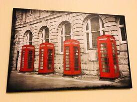 London Canvas Set