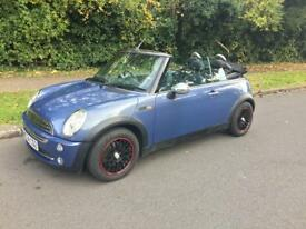 2004/04 MINI ONE 1.6 CABRIOLET MANUAL