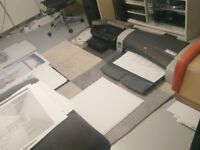 A1, A2, A3, A4 Printer, HP Designjet 111