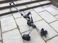 Young Gun Junior Golf Trolley
