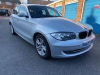 BMW, 1 SERIES, Hatchback, 2007, Manual, 1995 (cc), 5 doors