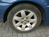 BMW wheels rims tyres
