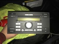 Ford Fiesta / focus cd player
