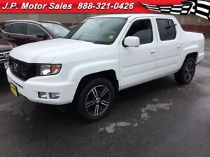 2013 Honda Ridgeline Sport, Automatic, Steering Wheel Controls,