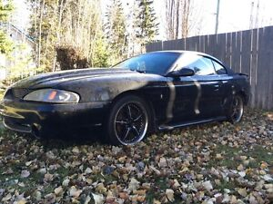 1998 mustang cobra five speed TRADE FOR Dirt bike 250cc and up