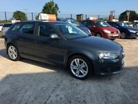 Late 2010 Audi A3 2.0 CR TDI 6 speed Diesel **Full Service History** *warranty* (1series, golf,leon)