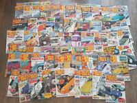 RARE VINTAGE VW WORLD/ VW TREND/ VW CAMPER MAGAZINE COLLECTION 1990s - 00s 100+ MAGAZINE COLLECTOR