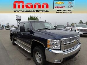 2010 Chevrolet SILVERADO 2500HD LT - PST paid, Tow package, Remo