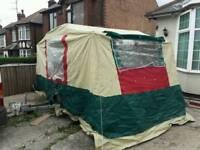 Jamet texus luxe trailer tent