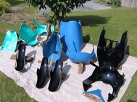 MOTORCYCLE MUDGUARD/FAIRING/SEAT MOULDS.