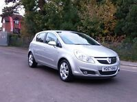 Vauxhall Corsa 1.4 i 16v Design 5dr (a/c),,,,,,,£3,995 p/x considered