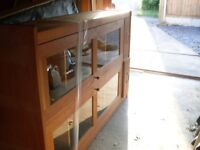 Free for collection Wooden Large Dining/Lounge Wall unit