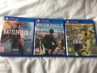 3 ps4 games can sell individual our as bundle