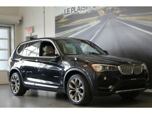2015 BMW X3 xDrive28i GROUPE DE LUXE, TOIT PANORAMIQUE